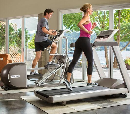 enjoy running on a treadmill